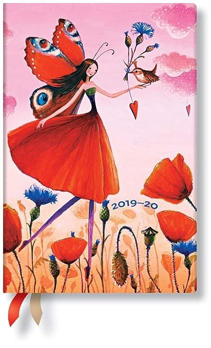 Paperblanks 2019-2020 - Agenda escolar (18 meses, vista semanal ...