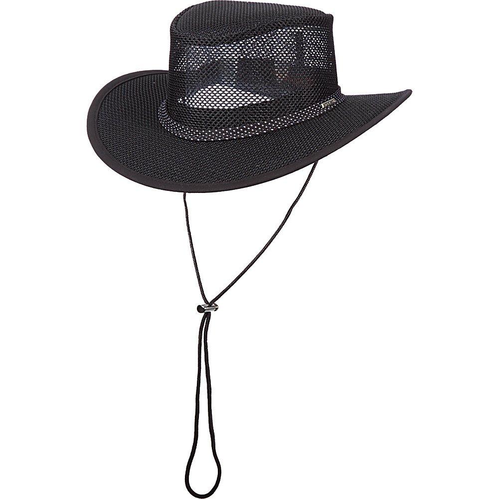 Stetson Outdoor Men s Mesh Covered Safari Hat S 98e980f0792b