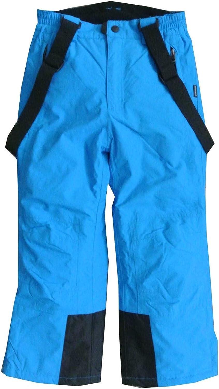 Outburst Schneehose Skihose mit 10.000 mm Wassers/äule wasserdicht 38318713b blau