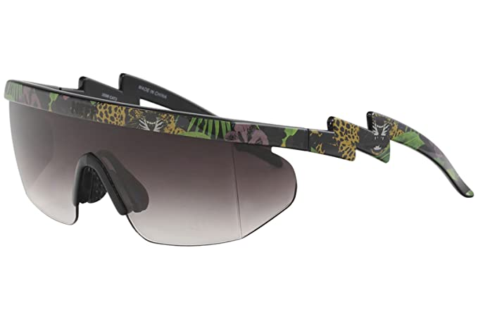 b0a95e46af7d79 NEFF Men's Brodie Sunglasses UVA UVB Protective Unisex Bandana, Danger  Paradise, One Size
