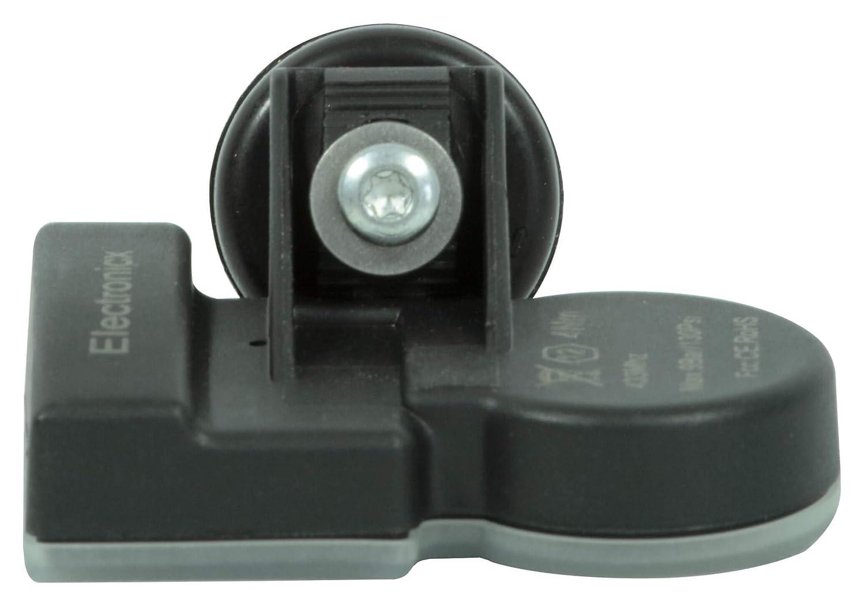 4x RDKS TPMS Reifendrucksensor Reifendruckkontrollsystem Gummiventil passend f/ür Mustag Fiesta ST
