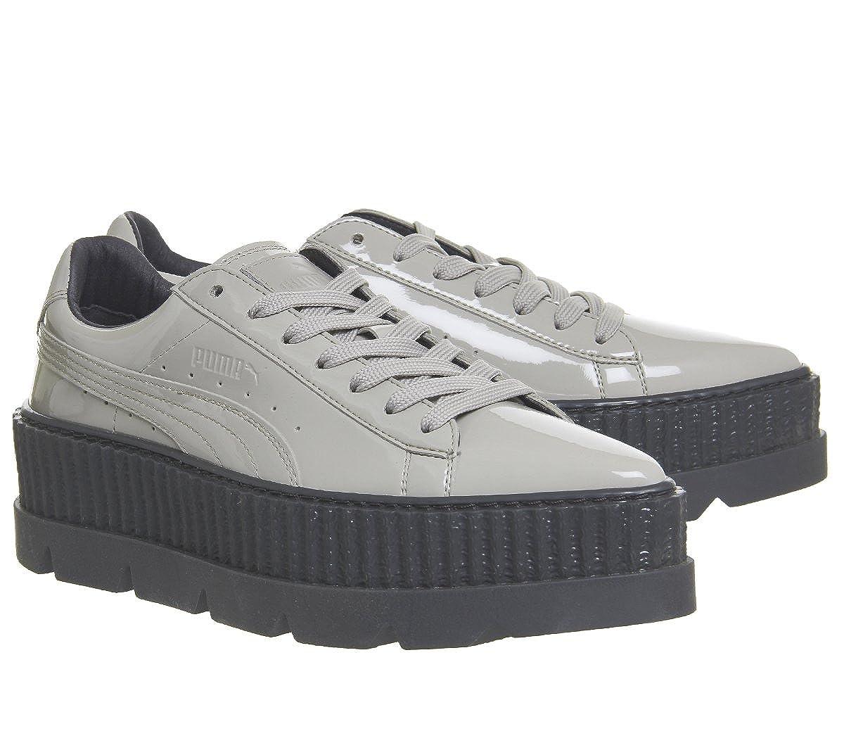 27c63019b16e Puma Fenty Pointy Creeper Dove Patent - 3 UK  Amazon.co.uk  Shoes   Bags
