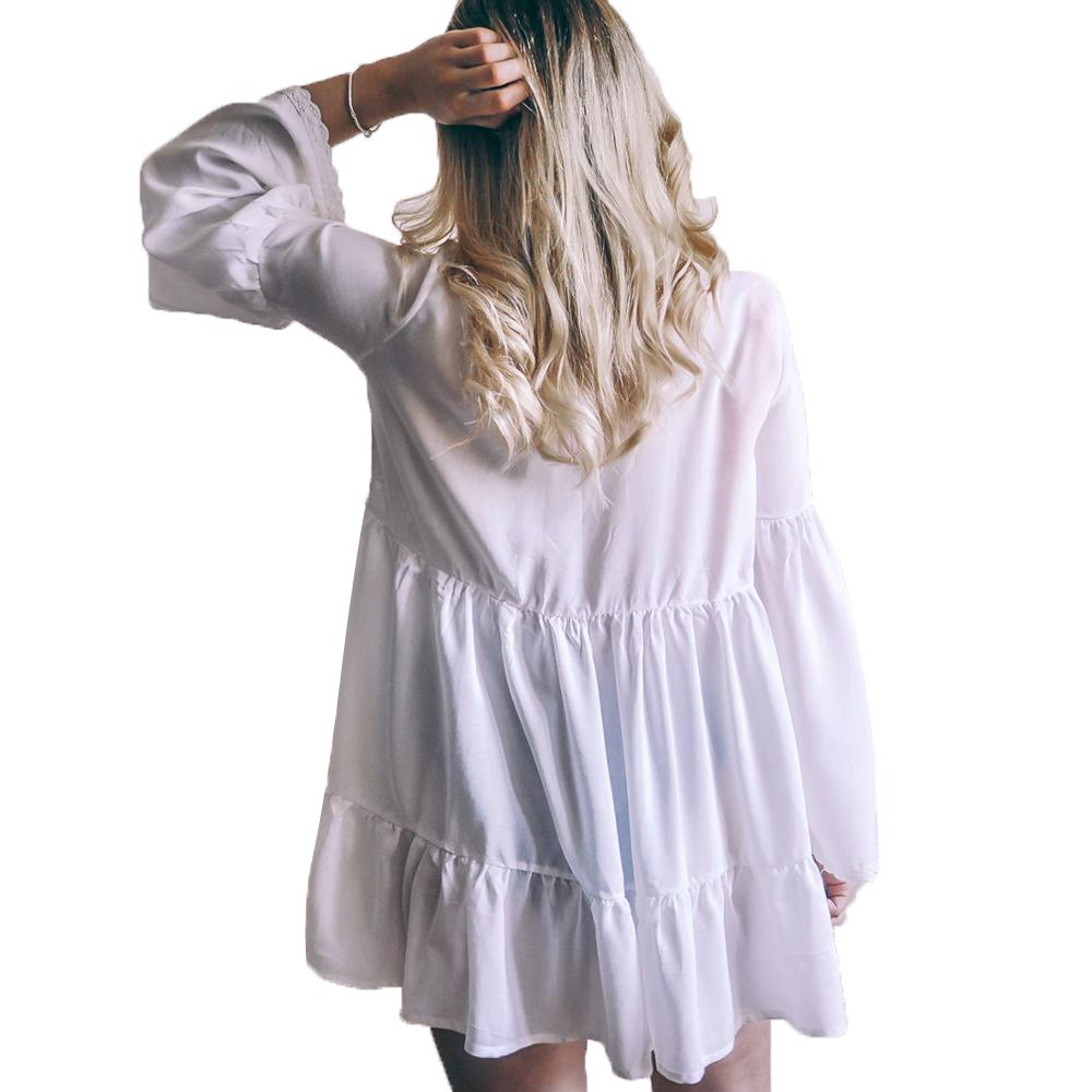 Tossun Women's Bathing Suit Cover up Bikini Swimwear Dress Coverups Beach Swimsuit by Tossun (Image #6)