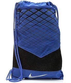 cb3d9ed267 NIKE Vapor Energy Team Training Drawstring Gymsack Backpack 600 Denier  Sport Bookbag (University Royal Blue
