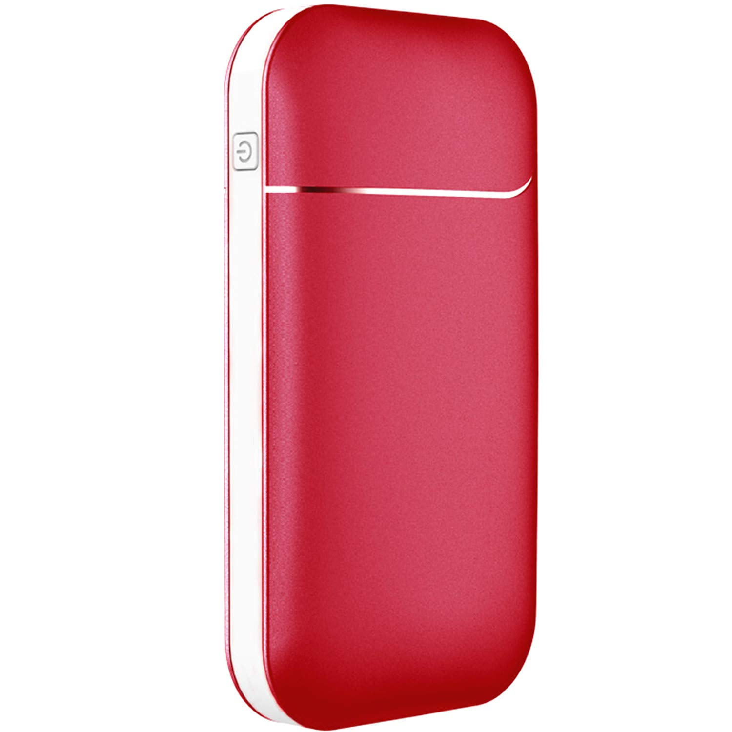 Rechargeable Hand Warmer 7800mAh Electronic Portable Instant Heating / USB Back-up Power Back Battery For Samsung.iPhone