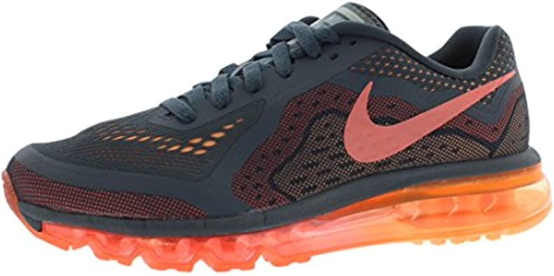 Arturo Persona australiana Aprendizaje  Amazon.com | Women's Nike Air Max 2014 Running Shoes Size 11.5 | Road  Running