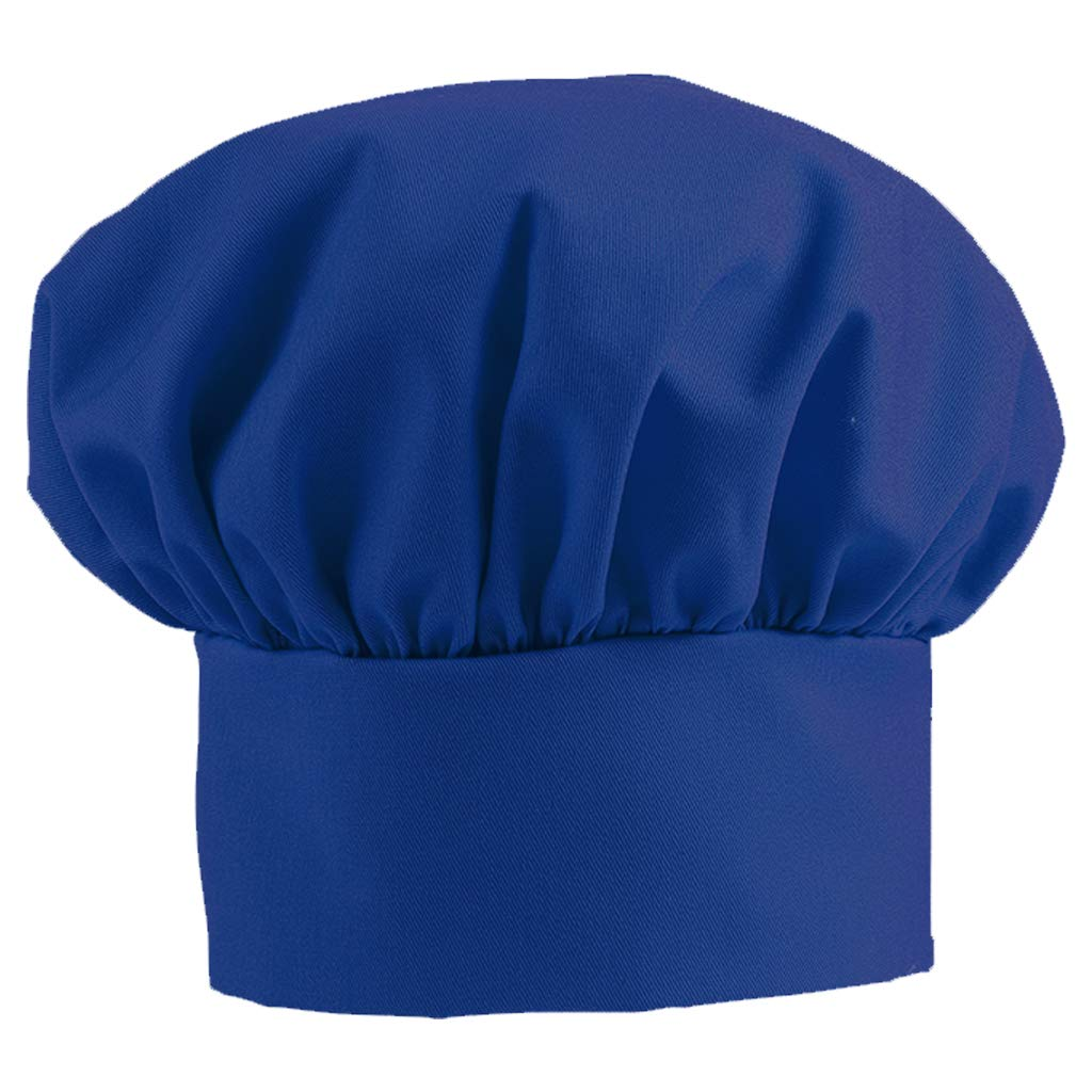 DayStar Apparel 800 Adult Chef Hat (12 Pack), Royal by DayStar Apparel