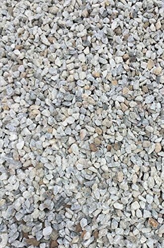 Aquarium Gravel Rock Substrate 10 pounds (Snow White)
