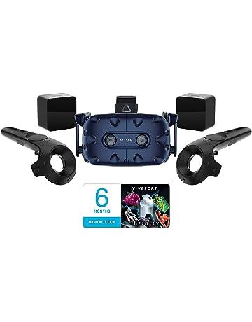 Amazon com: Virtual Reality: Video Games: Headsets