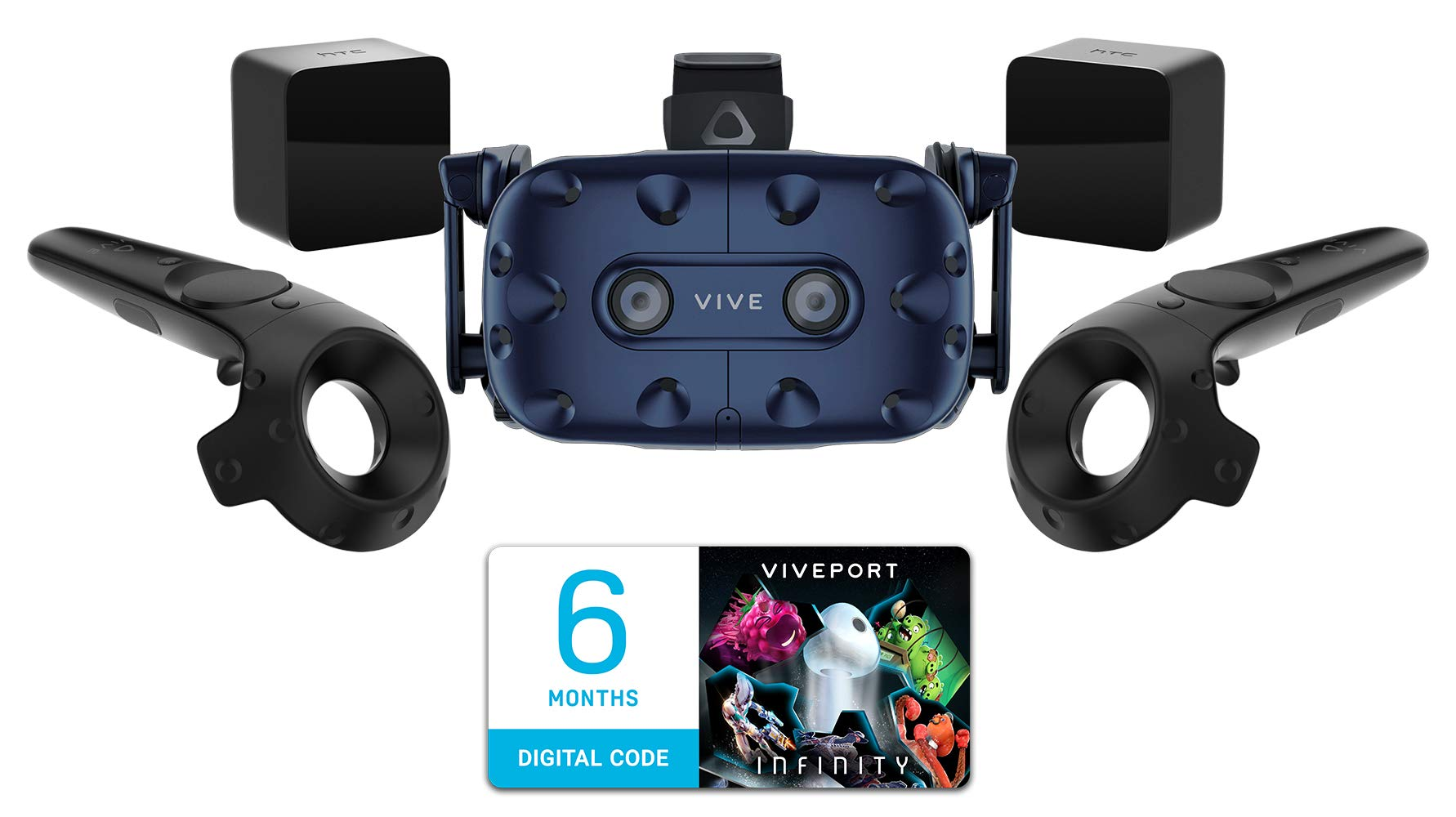 HTC Virtual Reality System Vive Pro Starter Kit - PC by HTC