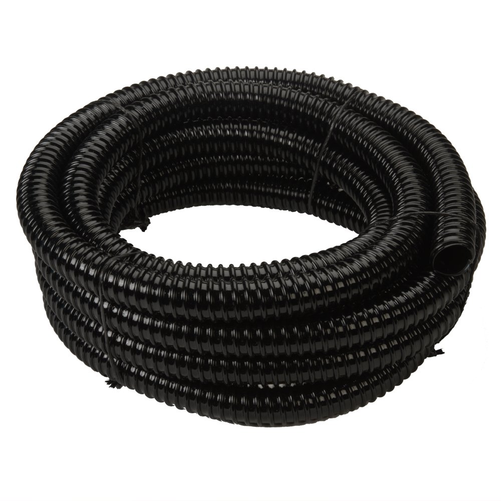 TotalPond Corrugated Tubing, 1.5-inch by TotalPond
