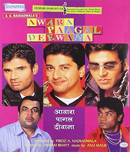 Awara Paagal Deewana Video CD