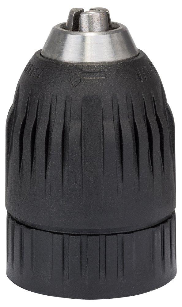 Bosch 2608572034 - Mandrino a chiusura rapida, fino a 16 mm, 1,5-13 mm, 1,3 cm (0,5') - 20 5) - 20