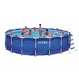 Intex 18ft X 48in Metal Frame Pool