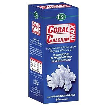 Esi Coral Calcium Max 80 Capsules