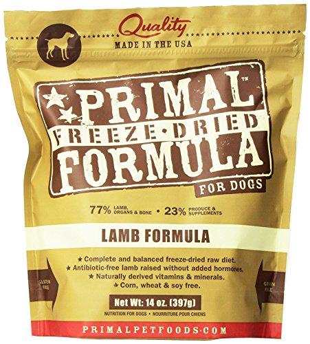 Primal Lamb 14oz (Four-Pack)