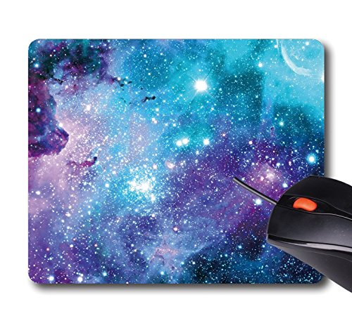 VUTTOO Customized Rectangle Non-Slip Rubber Mousepad Gaming Mouse Pad Galaxy