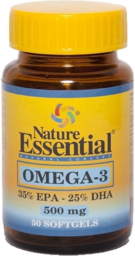 OMEGA-3 (EPA 35%/DHA 25%) 500 MG.50