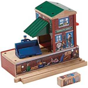 Fisher-Price Thomas & Friends Wooden Railway, Tidmouth Station
