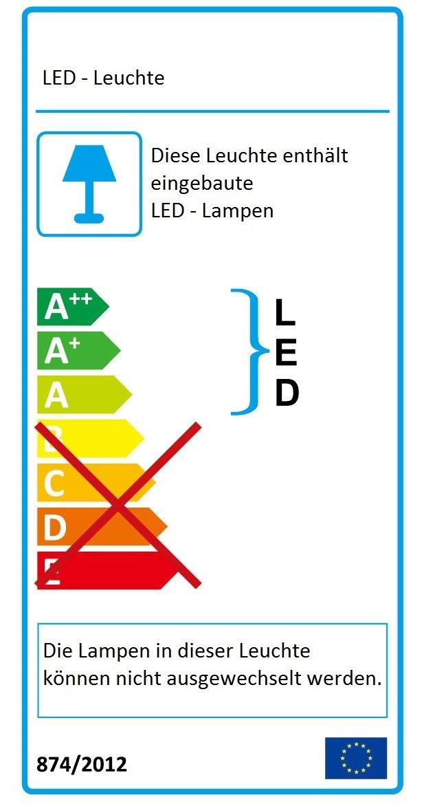 Daylight Company Naturalight DN1180 1 W LED Sewing Machine Lamp, Chrome [Energy Class A+] Daylight Company Ltd.