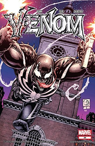 Venom (2011-2013) #28 (Joe Sotomayor)