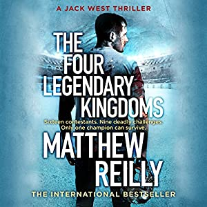 The Four Legendary Kingdoms Audiobook