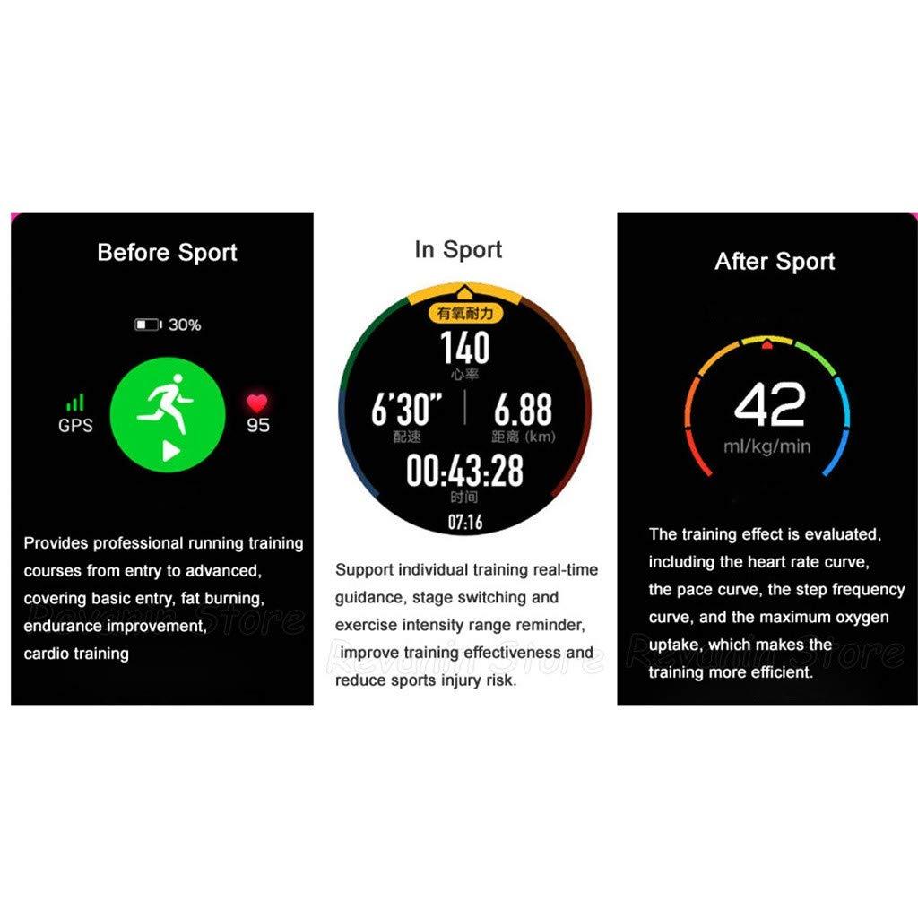 LUNIWEI Reloj Inteligente Huawei Honor Reloj Dream Smart ...