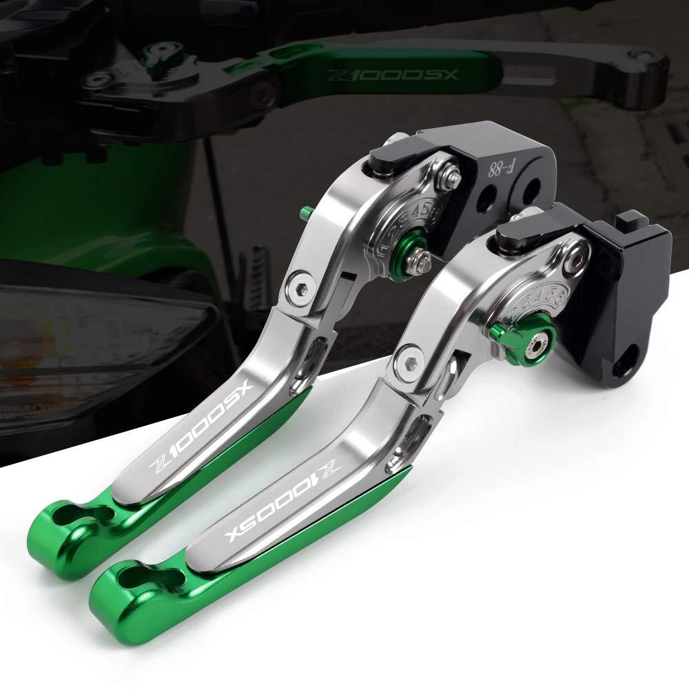 E version 2013-2016 Kit Levier dembrayage et levier de frein pour Kawasaki Z800