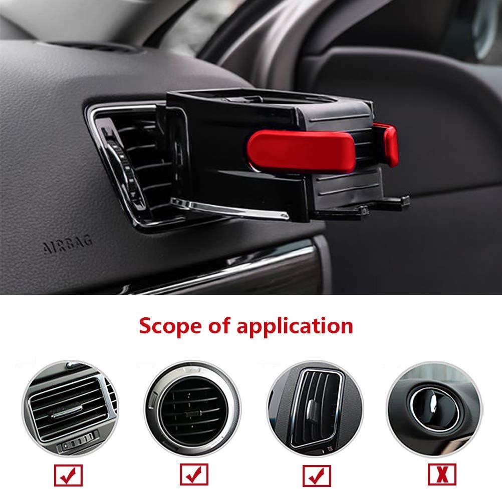 QLOUNI 2 in1 porte-gobelet voiture t/él/éphone support boisson et de t/él/éphone portable