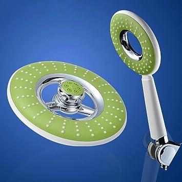 Duschkopf Uomun Top Spray Erhohen Wasserdruck Handheld Dusche