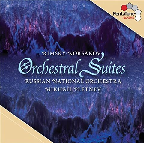 Rimsky-Korsakov, N.A.: The Snow Maiden Suite / Legend of the Invisible City of Kitezh / Night on Mount (Legends Of Na)