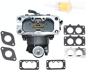 Autu Parts 15004-1010 Carburetor for Kawasaki 15004-7024 15004-0763 22 HP FH641V,FH661V WITH GASKETS