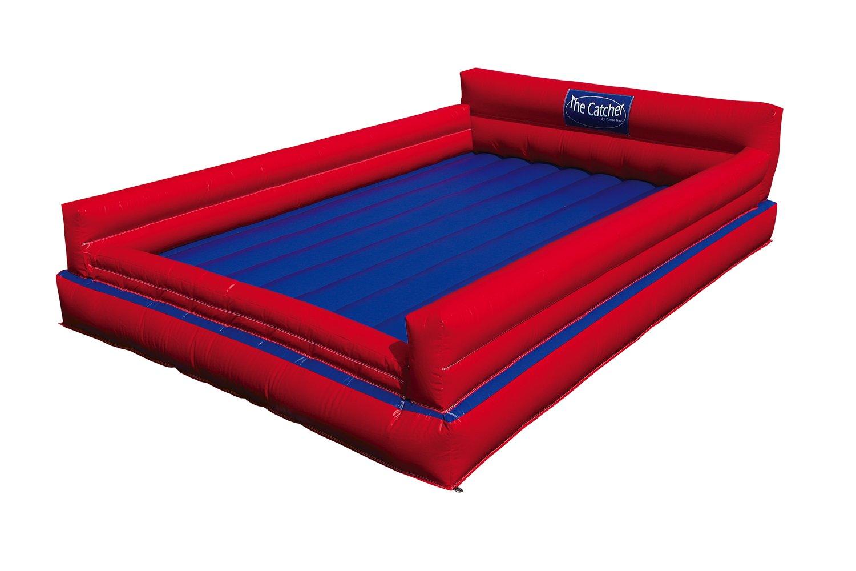 Tumbl Trak Catcher, rouge, bleu, largeur de 2,75 m x 4.27 m x 36 cm Ctch-914