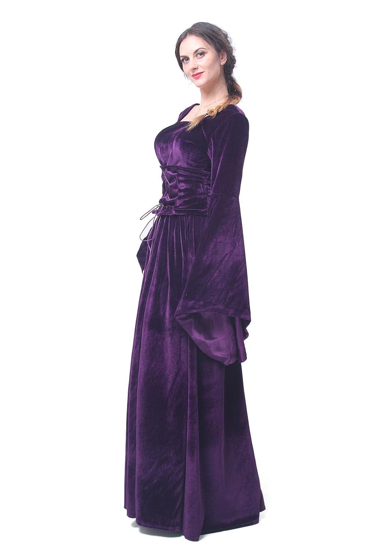 Mujeres Renacimiento medieval Victoriana Reina Halloween Partido ...
