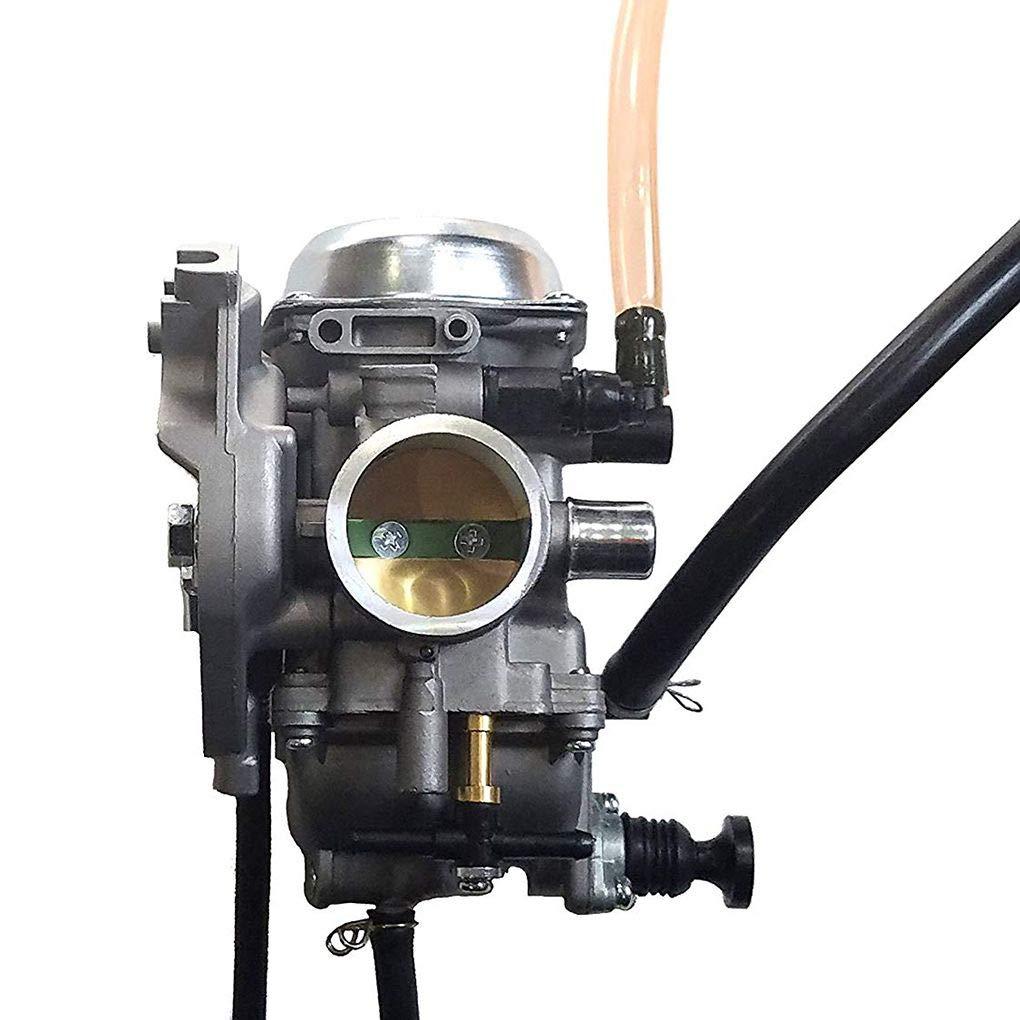 Carburetor Carb Repair Tools Kit Replacement for Kawasaki Bayou 400 KLF400B 4x4 1993-1995 by Topker (Image #4)