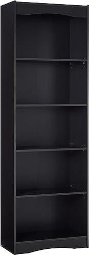 CorLiving Sonax LHN-702-S Hawthorn 72″ Tall Bookcase