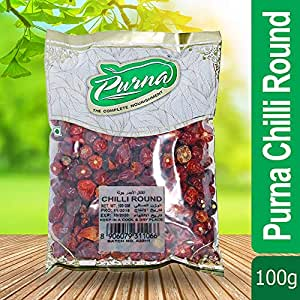 Purna Chilli Round 100gm