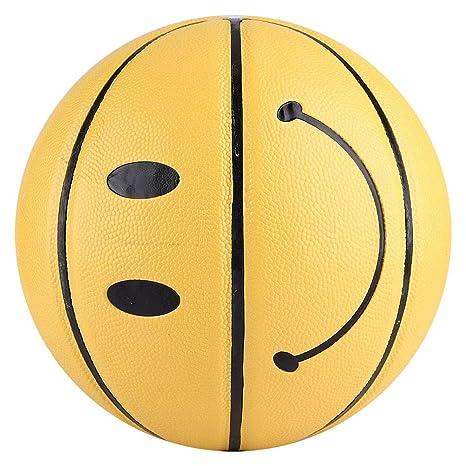 Tbest Pelota de Baloncesto Niños Infantil, Sonriente ...