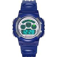 Reloj Digital Deportivo para Niños, Reloj de Pulsera