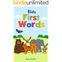 flash cards for toddlers 2-4 years animals: baby first words flashcards (My Baby Can Read Book 1)
