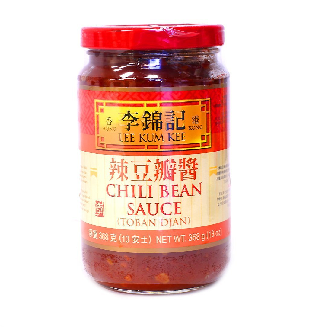 Lee Kum Kee LKK Chili Bean Sauce (Toban Djan) 13 Oz, 1 Pack