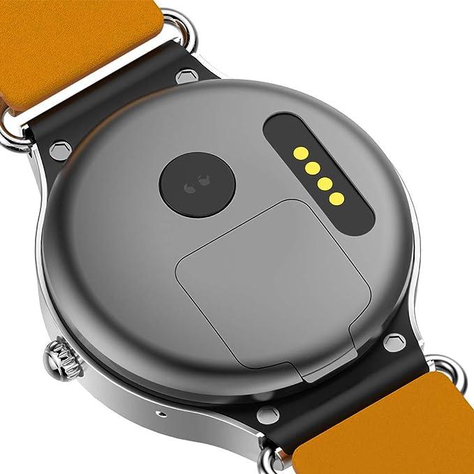 Amazon.com: LIU551 3G Smartwatch Phone Android 5.1 1.39 Inch MTK6580 Quad Core 1.0Ghz 8GB ROM GPS Heart Rate Pedometer Smart Watch,Blacksilver: Sports & ...