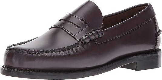 TALLA 43.5 EU. Sebago Classic, Zapatos de Vestir para Hombre