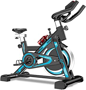 Bicicleta de spinning de interior, bicicleta de ejercicio ultra ...