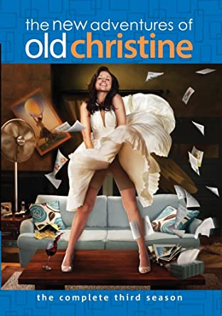 Amazon Com The New Adventures Of Old Christine The Complete
