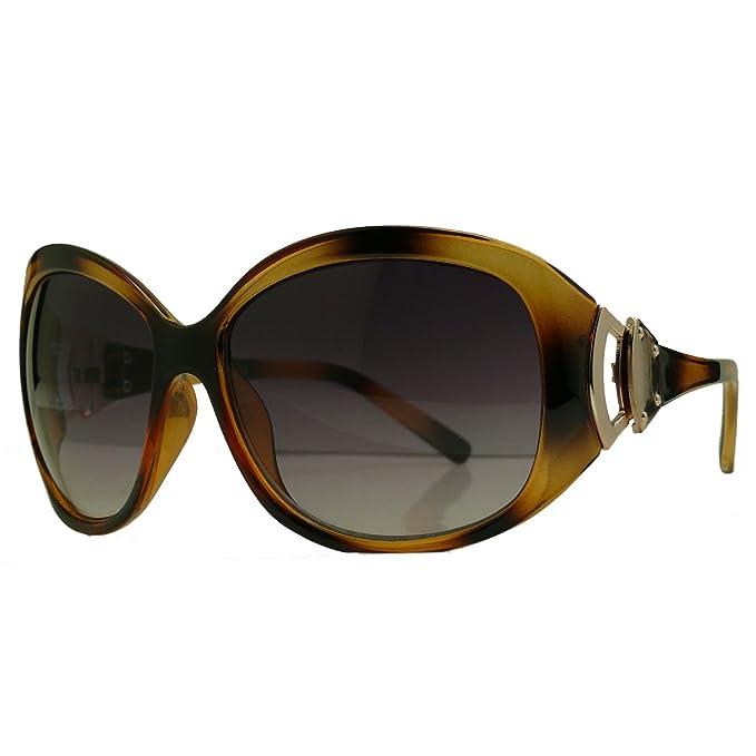 Elegante Damen Sonnenbrille weiß 4Cubv4L4P