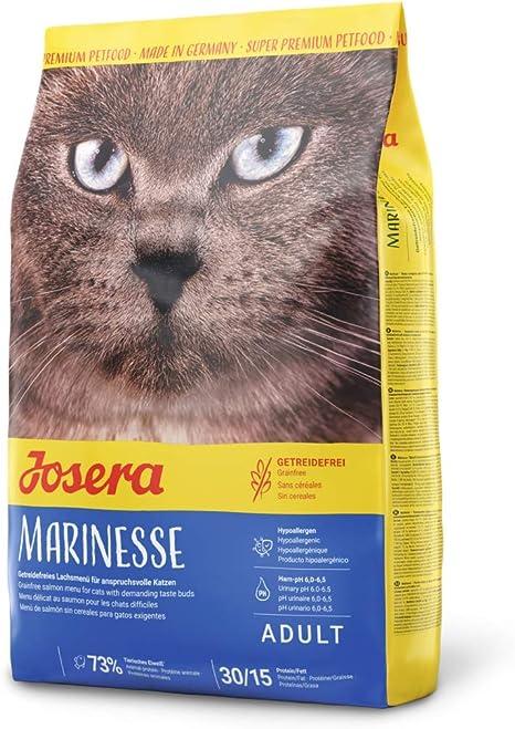 Josera Marinesse - Comida para Gato Adulto Hipoalergénica 2 kg ...