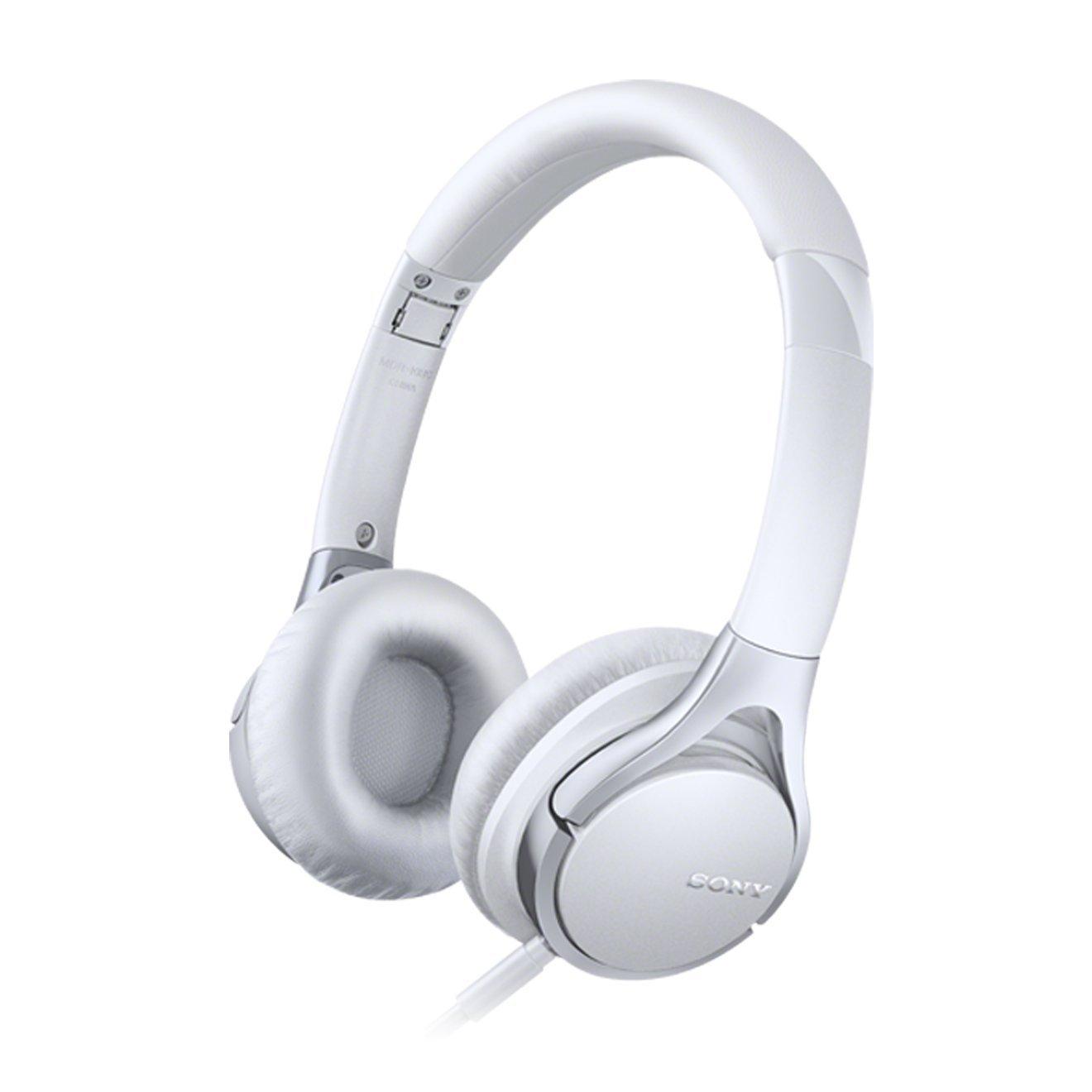 Sony MDR-10RC faltbarer High Resolution Kopfhörer: Amazon.de: Elektronik