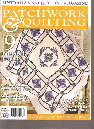 Australian Patchwork & Quilting (Volume 20 No. 11 2012)