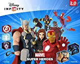 Disney INFINITY: Marvel Super Heroes (2.0 Edition) Mega Starter Pack [Online Game Code]